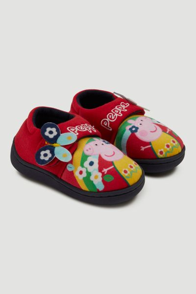 Peppa Pig Red Slipper