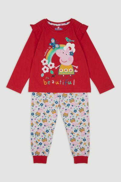 Peppa Pig Red Pyjamas