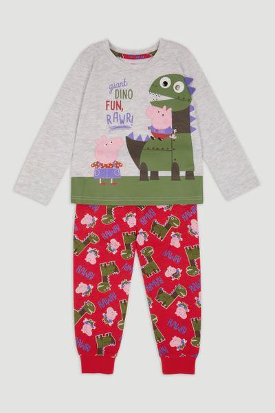 Peppa Pig George Dino Pyjamas