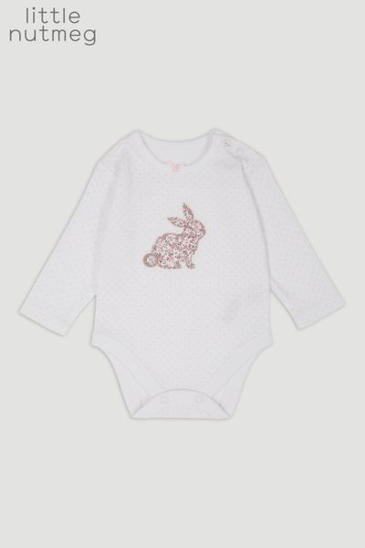 Little Nutmeg Rabbit Bodysuit