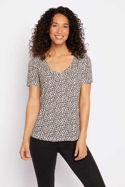 Loose Fit Printed T-shirt