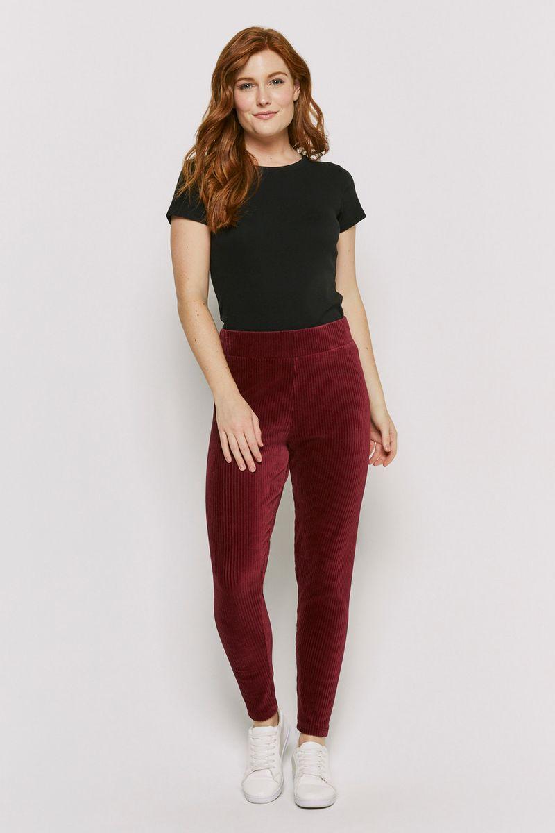 Berry Cord Leggings