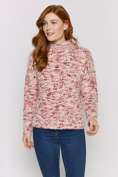 Pink Bobble Jumper