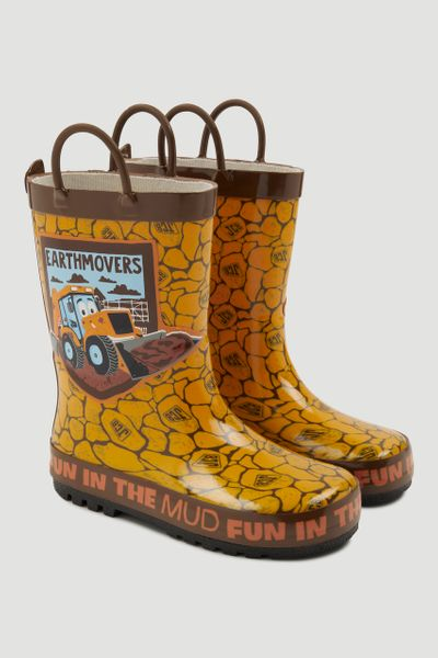 JCB Wellies