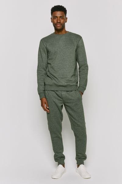 Khaki Co-ord Sweatshirt