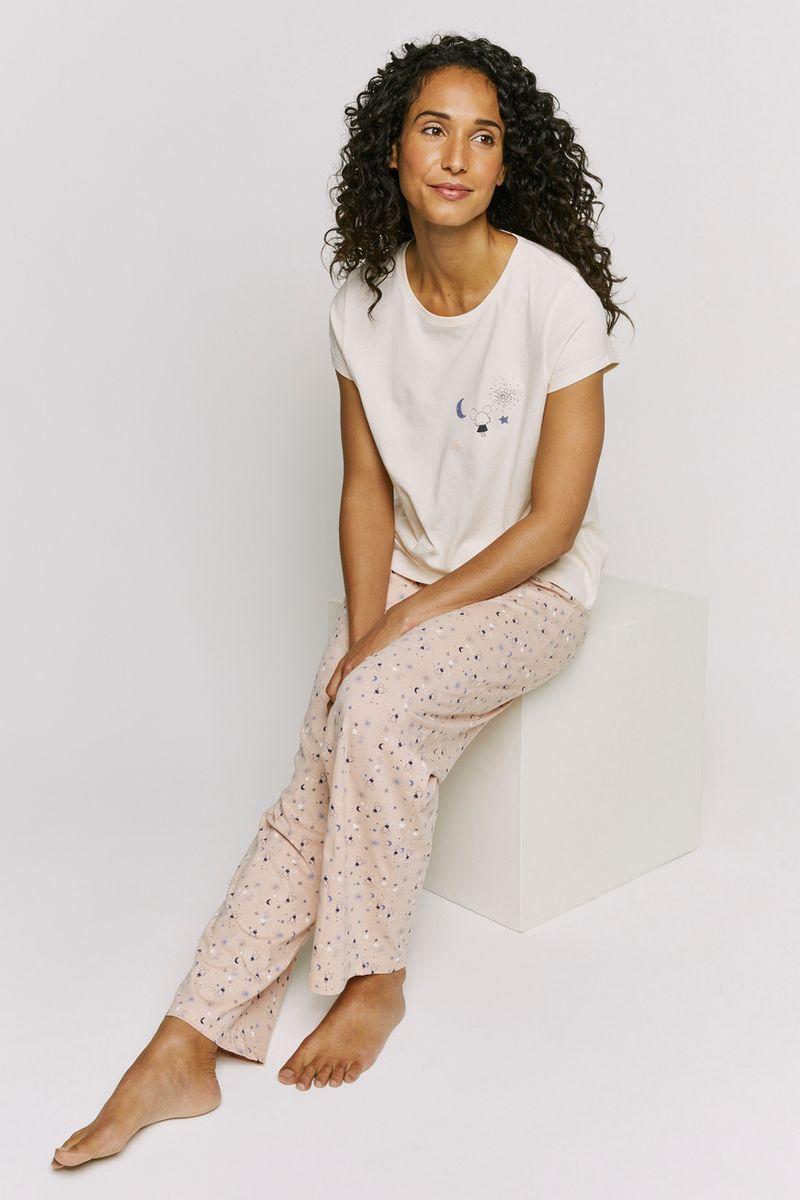Mouse Printed Pyjama