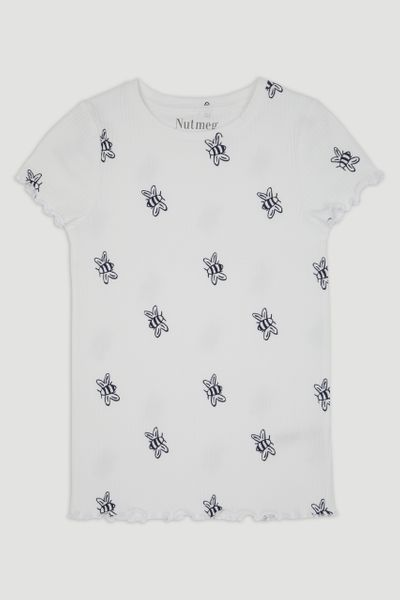 White Bee T-Shirt