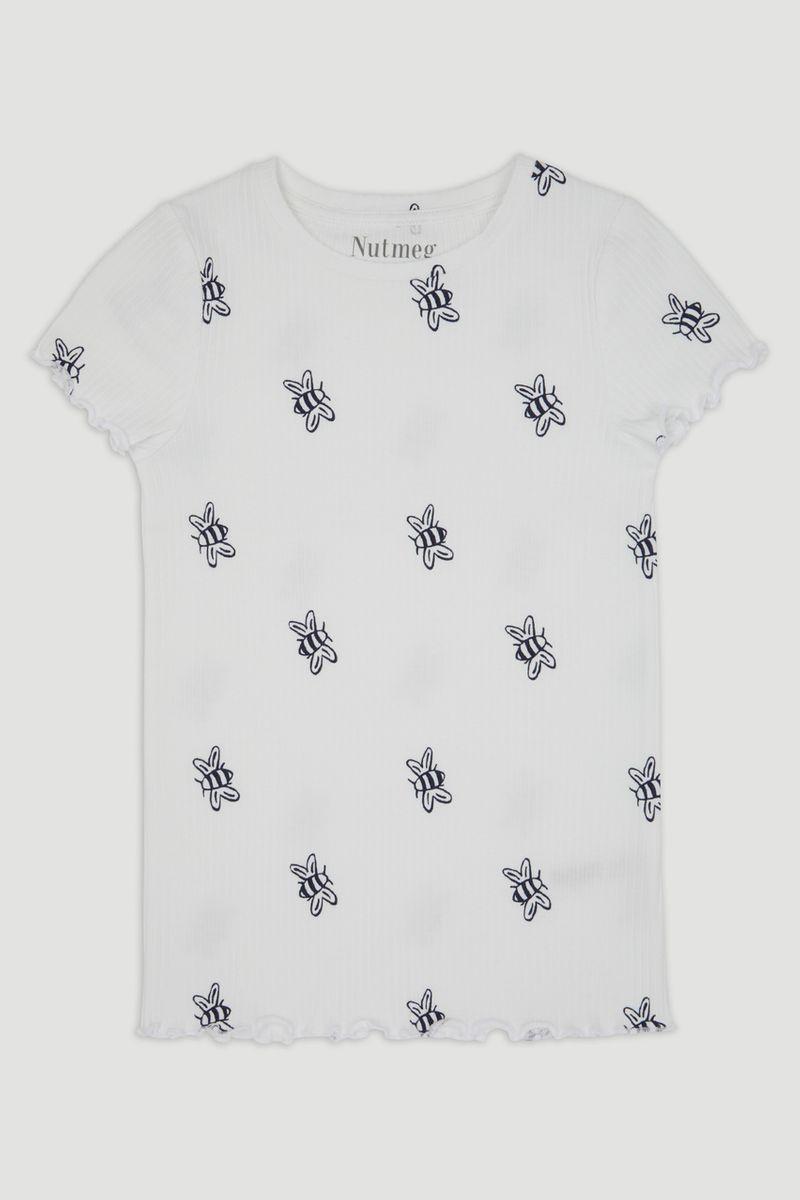 White Bee T-Shirt