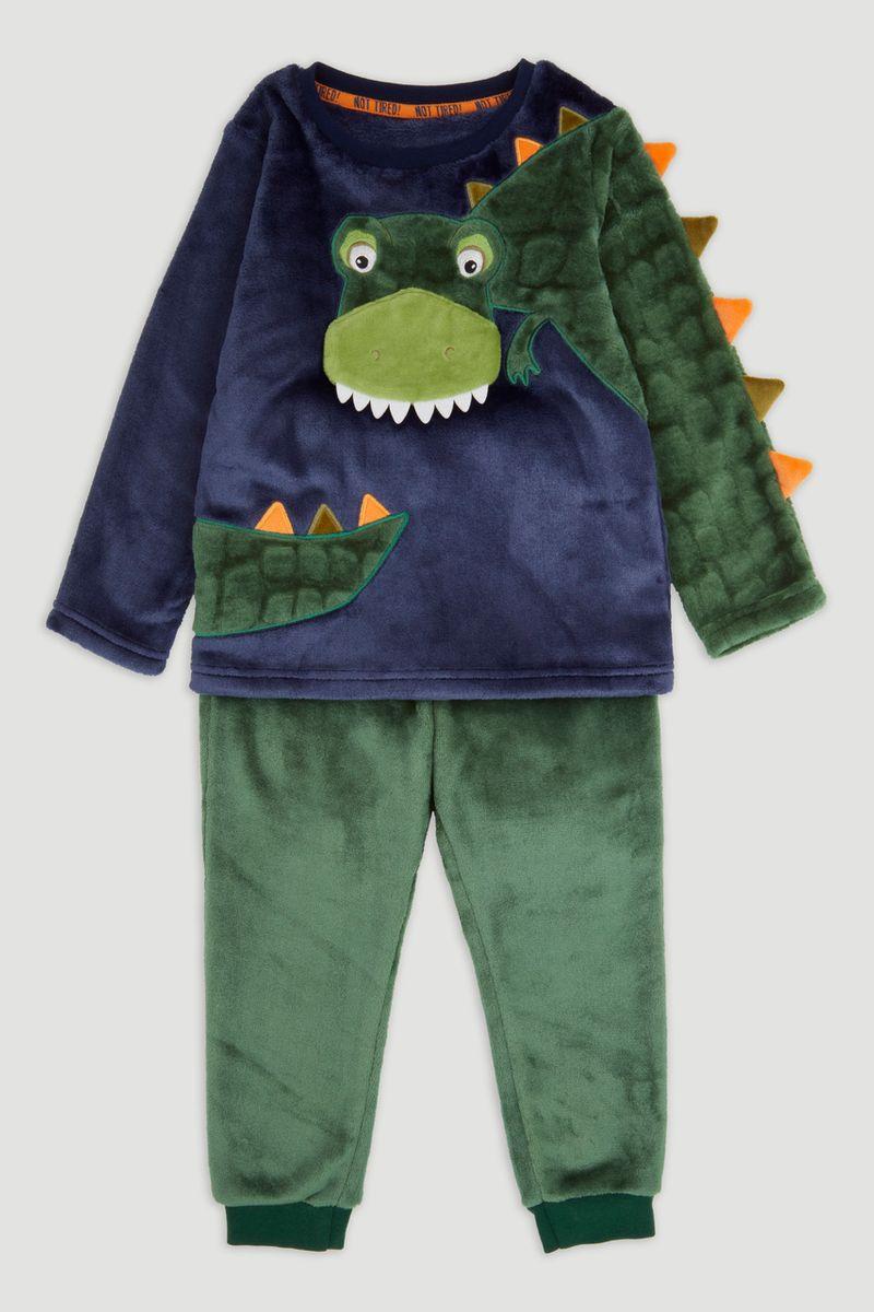 Dino Fleece Pyjamas