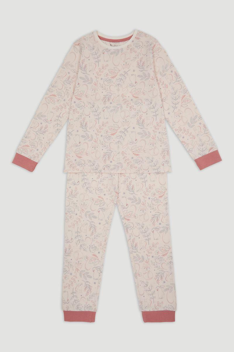 Woodland Animal Pyjamas