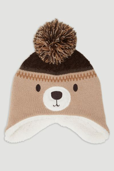 Bear Borg Trapper Hat