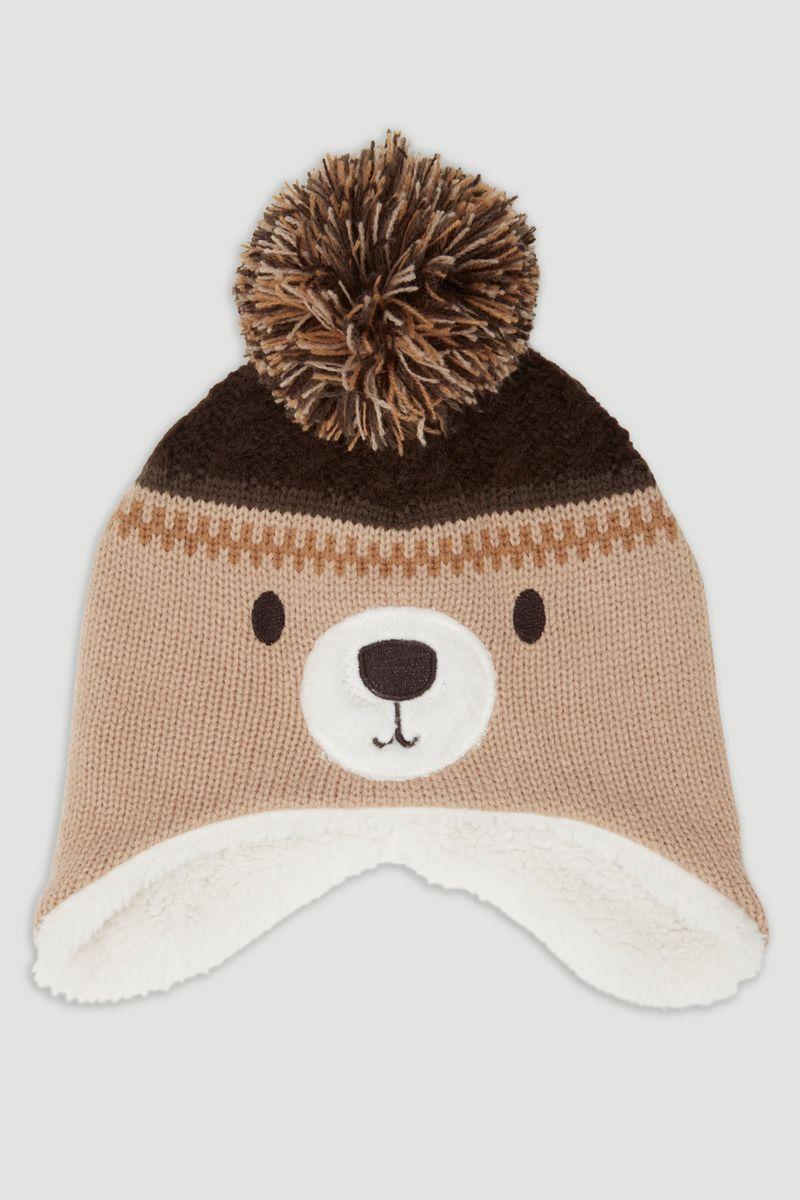 Bear Borg Trapper Hat