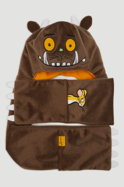 Gruffalo Hooded Scarf
