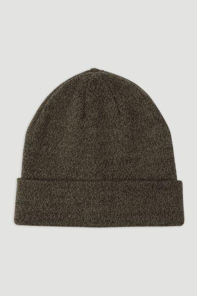 Khaki Beanie Hat