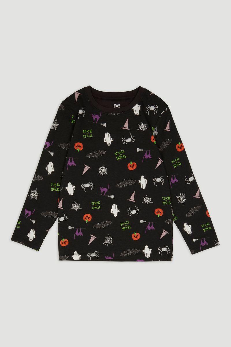 Family of Halloween Long Sleeve T-Shirt