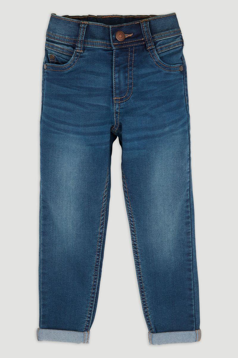 Mid Wash Denim Jeans 1-6 yrs