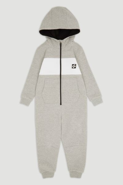 Grey Marl Awesome Onesie