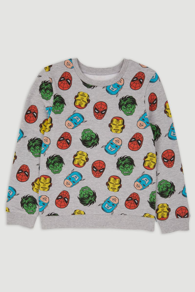 Marvel Comic Sweatshirt
