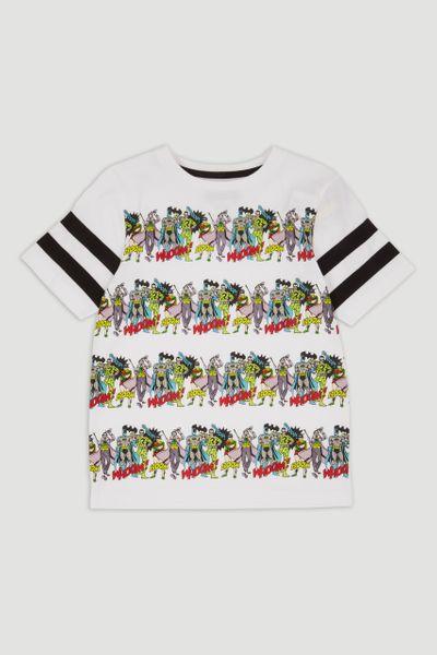 Stripe Batman T-shirt