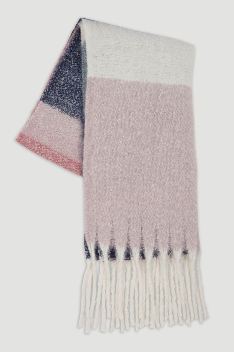 Soft Brushed Blanket Scarf