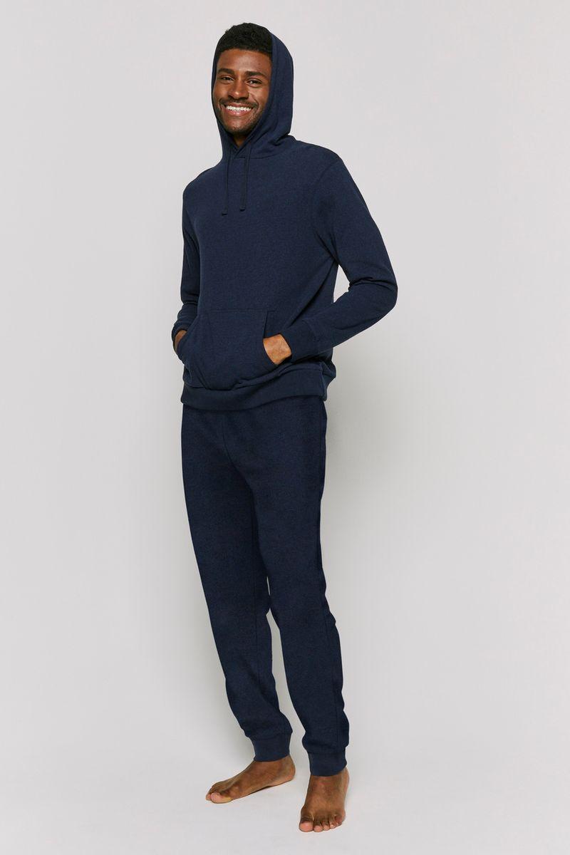 Navy Loungewear Set