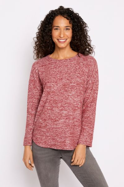 Pink Long Sleeve Top