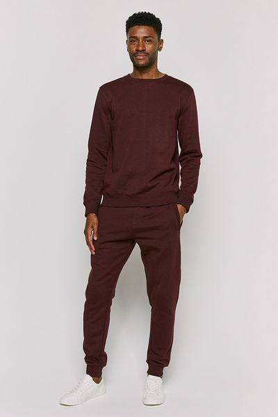 Burgundy Co-ord Joggers