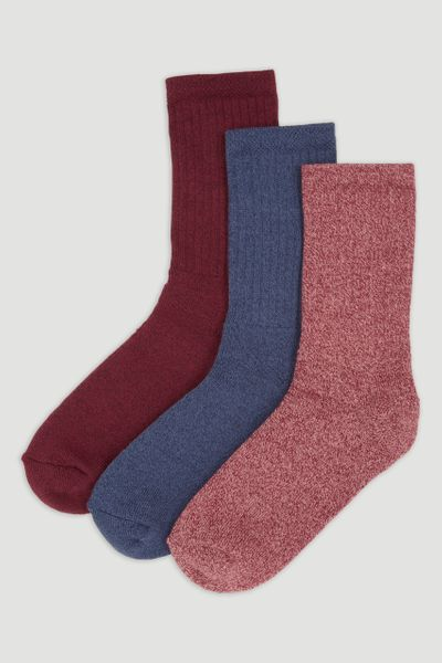 3 Pack Bramble Berry Socks