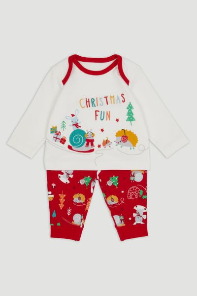 Christmas Animal pyjamas