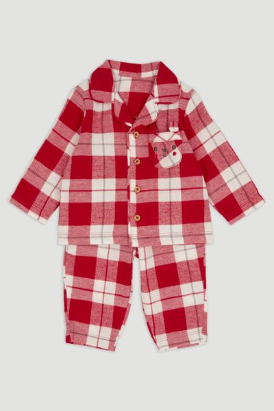 Christmas Check pyjamas