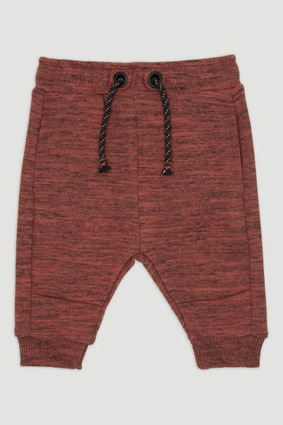 Brown Marl Scuba Joggers