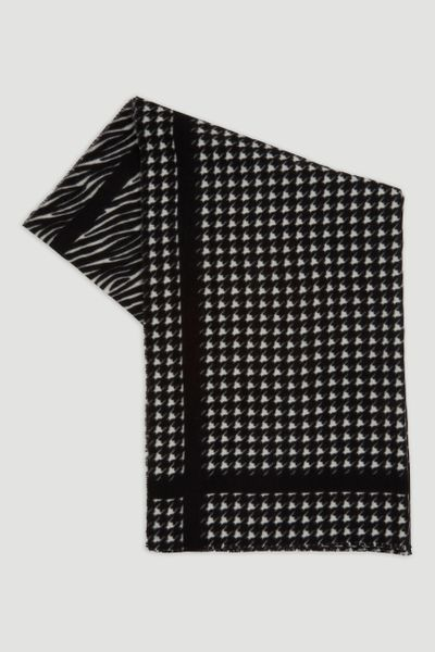 Monochrome Light Scarf