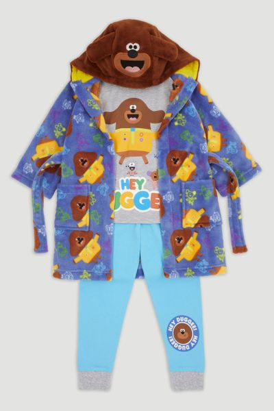 Hey Duggee 3 Piece Pyjamas Set