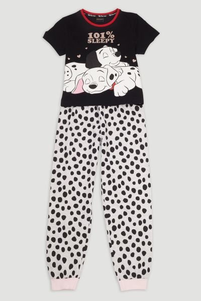 Disney 101 Dalmatians Sleepy Pyjamas