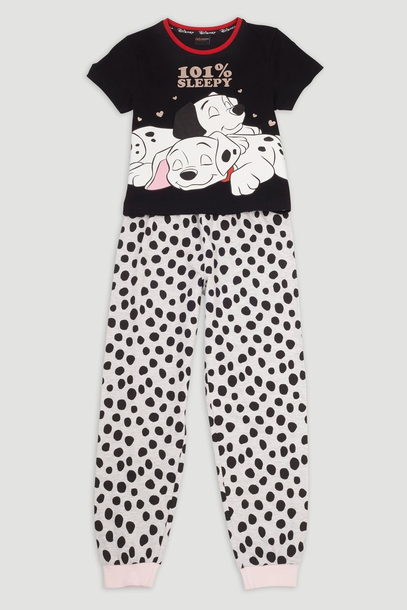 Disney 101 Dalmatians Sleepy Pyjamas