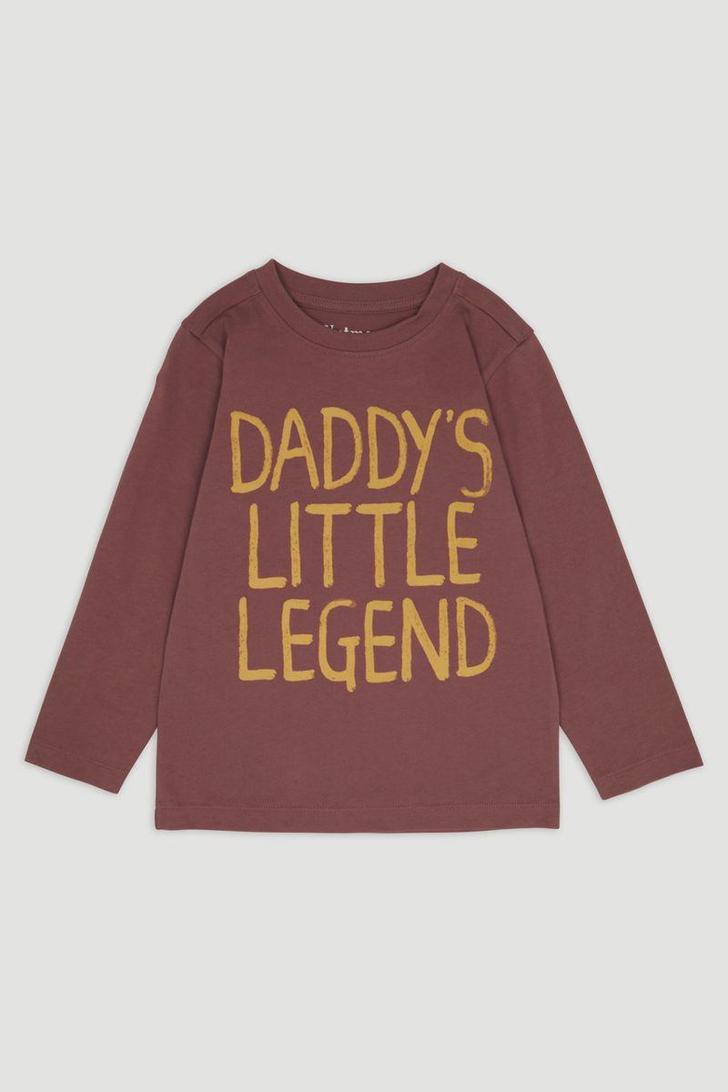 Little Legend Slogan T-shirt