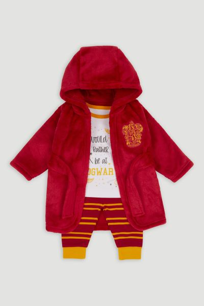Harry Potter 3 Piece Pyjama set