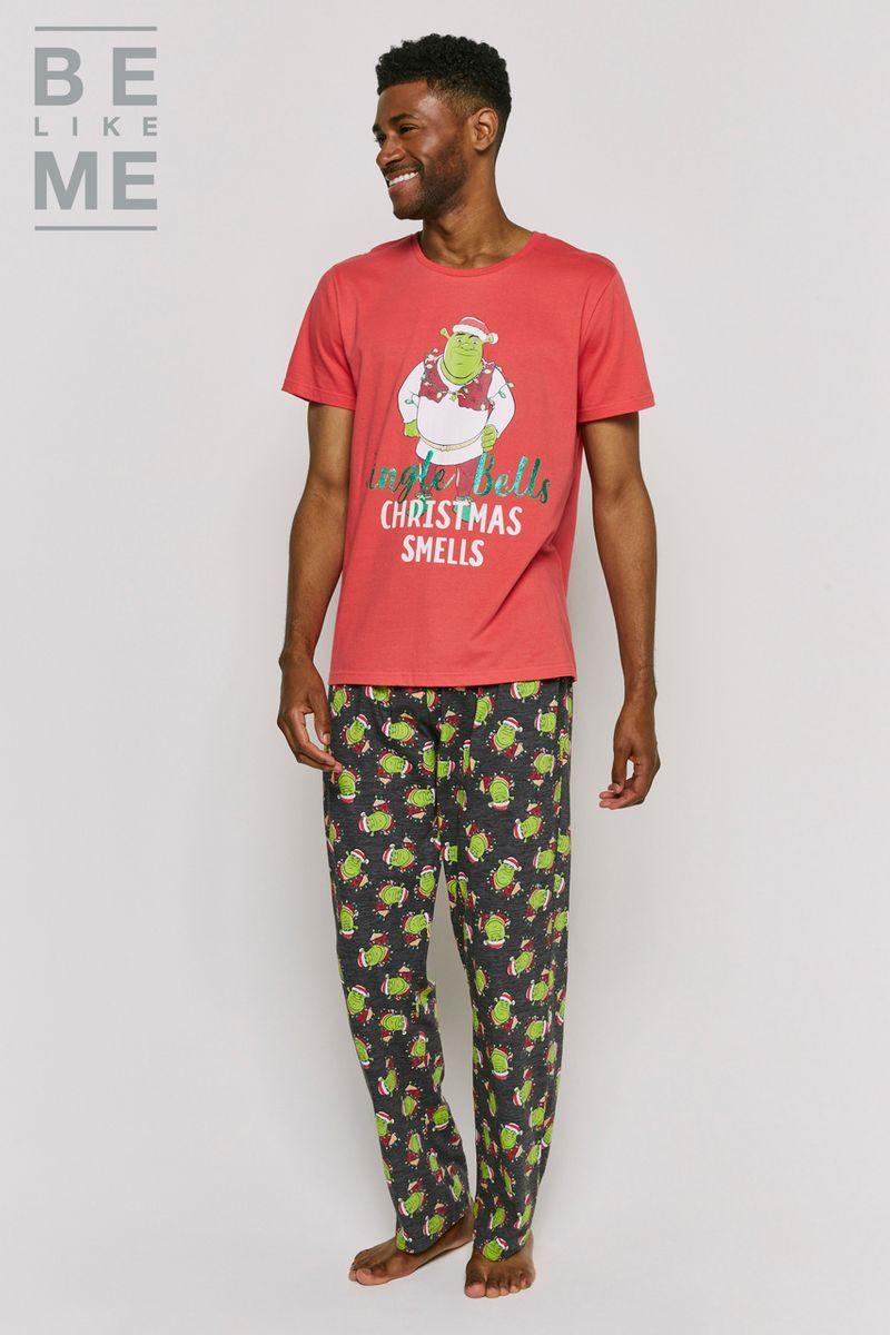 Mini Me Shrek Pyjamas
