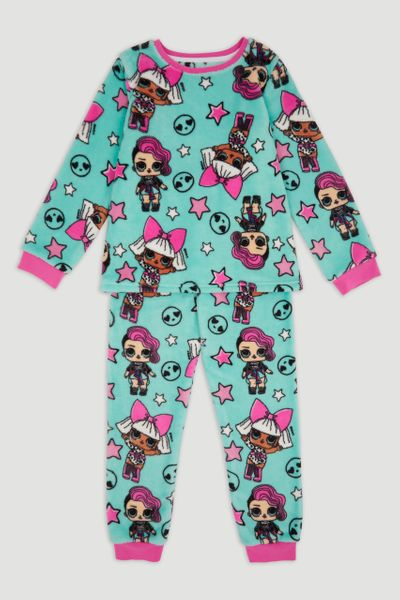 LOL Doll Fleece Pyjamas
