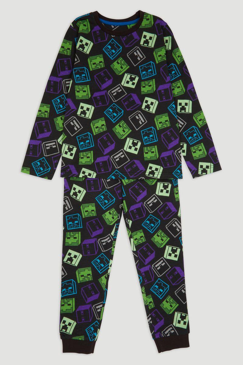 Minecraft Print Pyjama