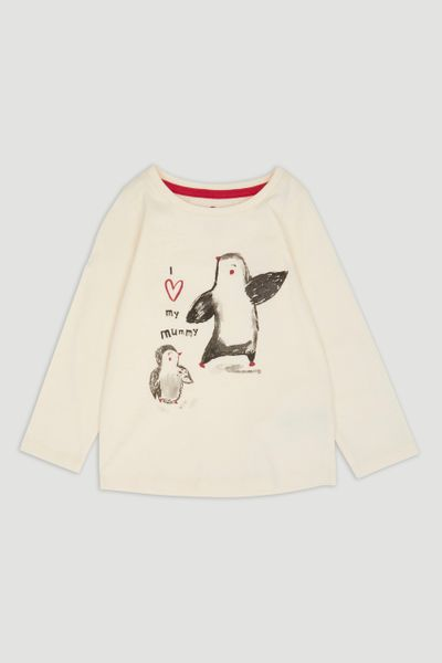 Mummy & Baby Penguin t-Shirt