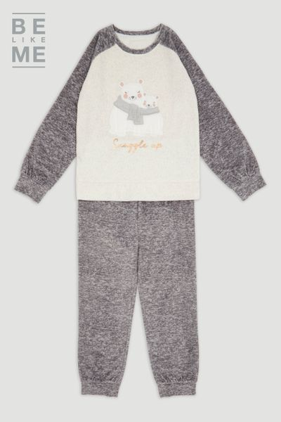 Be Like Me Polar Bear Pyjamas