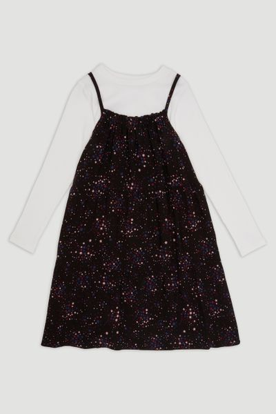 2 Piece Star Cami Dress Set