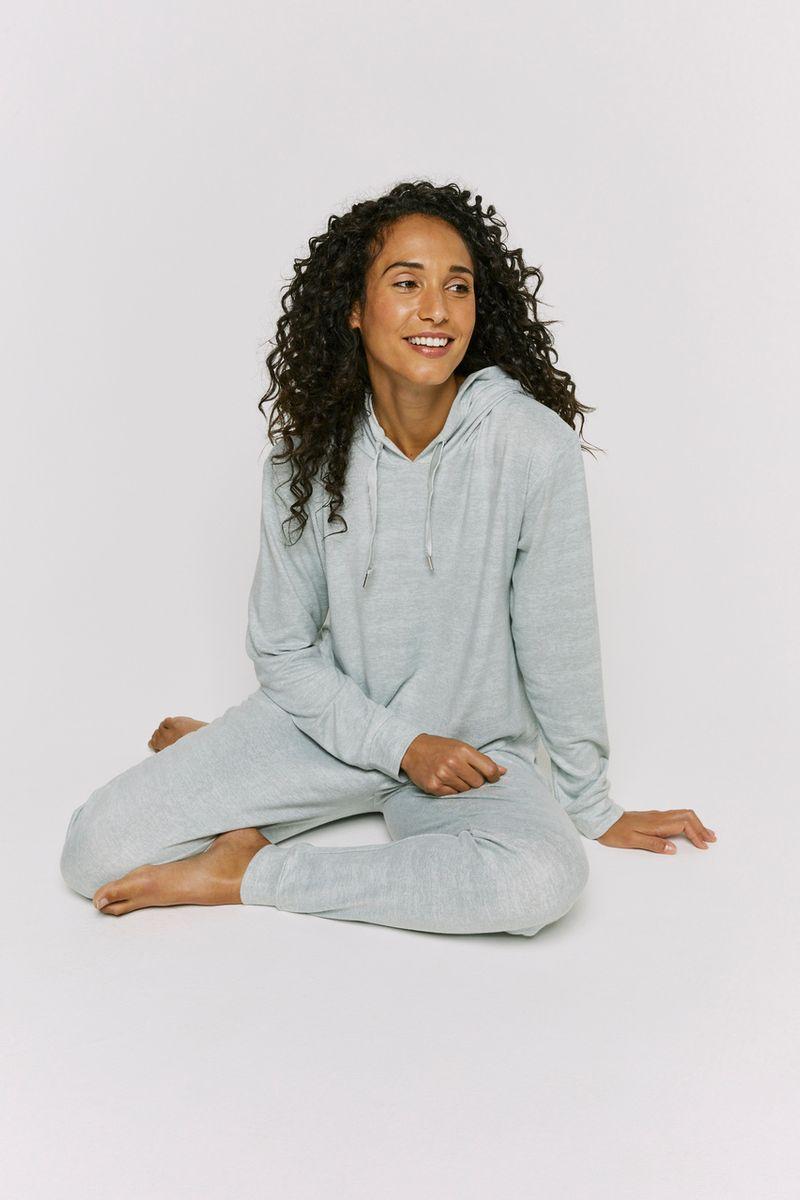 Sage Knit Loungewear Set