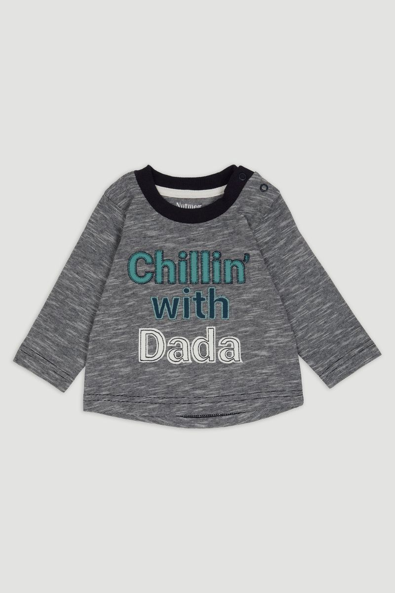 Chillin with Dadda T-shirt