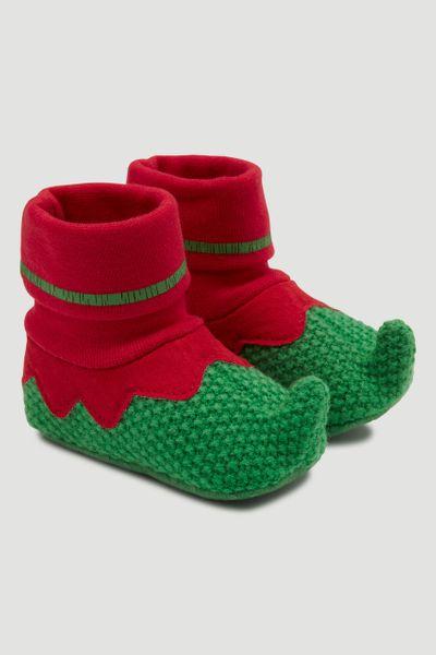 Elf booties