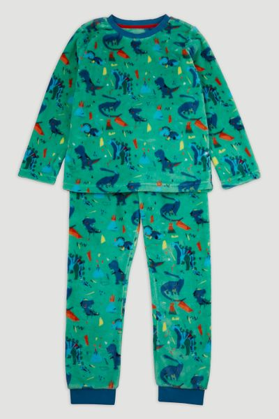 Fleece Dino Pyjamas