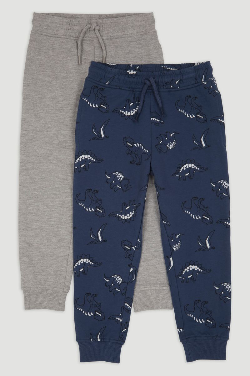 2 Pack Dino Joggers