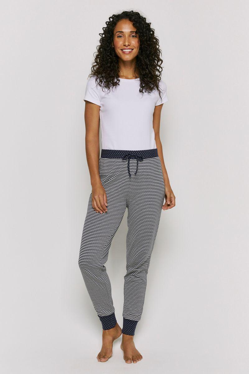 Stripe & Spot Pyjama Bottoms