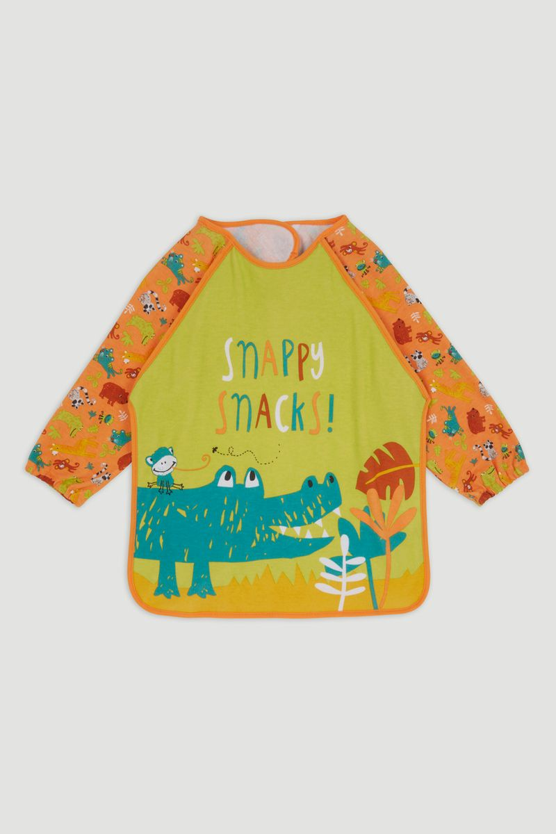 Snappy Coverall bib